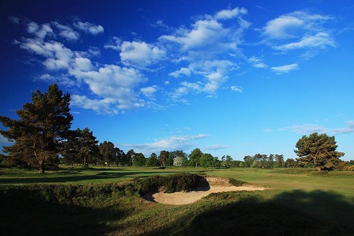 Walton Heath Golf Club (Old), Tadworth, England (Ranked No. 80)