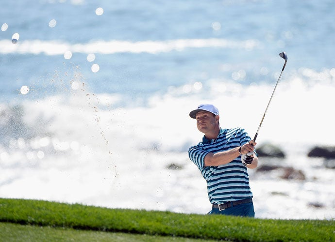 Nick Watney, 2015 AT&T Pebble Beach National Pro Am