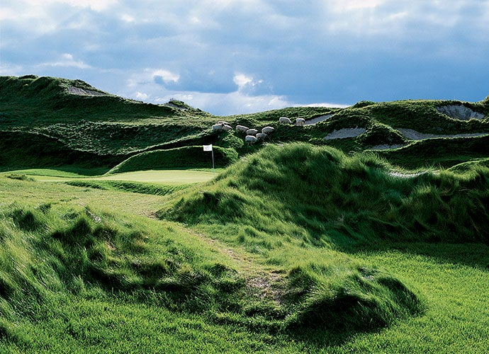 8. Kohler, Wisc. (Pictured: The Irish Course at Whistling Straits)