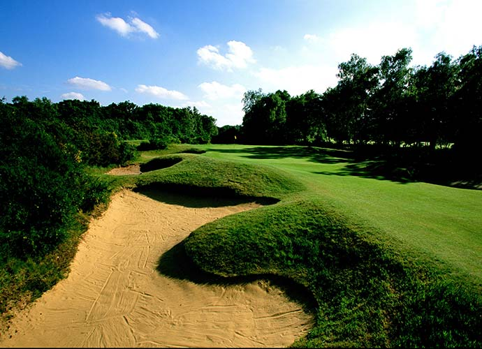 4. England / Wales (Pictured: Woodhall Spa Golf Club)