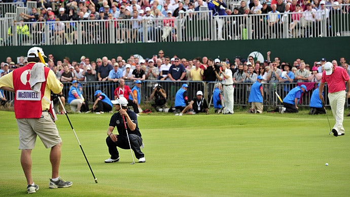 At the 2012 Open, Adam Scott leaked oil down the stretch.