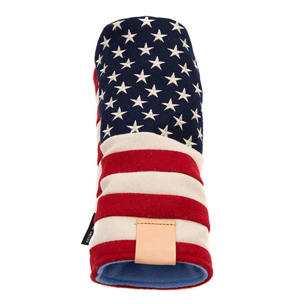 Seamus Golf American Flag Headcover, $195