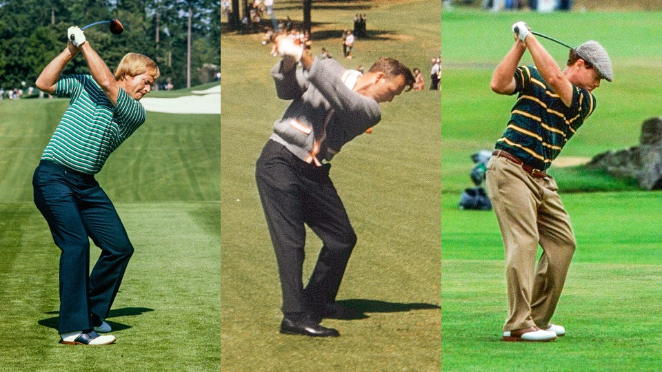 Brandel Chamblee S Key To Playing Golf Like The Best Players