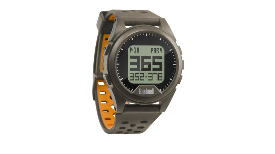 Bushnell neo iON GPS watch, $150