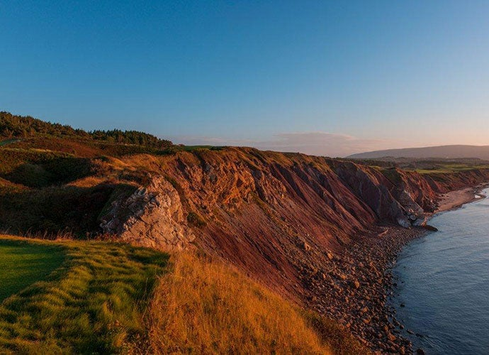 Cabot Cliffs, Inverness, Nova Scotia, Canada