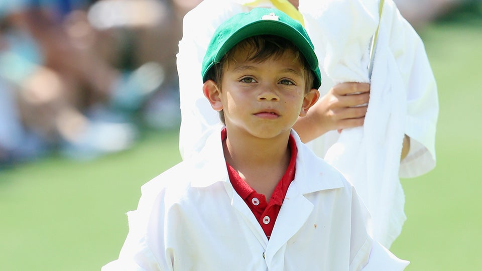 tiger woods u0026 39  son charlie finishes t2 at junior tournament