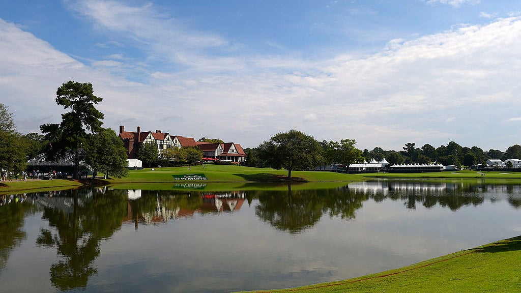 East Lake Golf Club, located in the heart of Atlanta, was the site of Tiger Woods' triumphant Tour Championship win last year. It is also the home course of Bobby Jones.