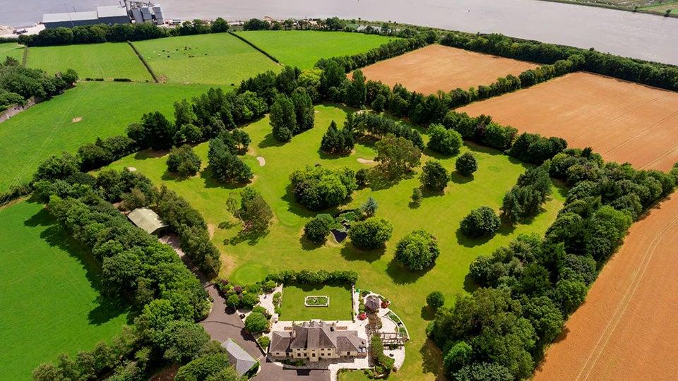 ferrybank2.jpg - Irish Golf Estate With Backyard Course On The Market For $1 Million