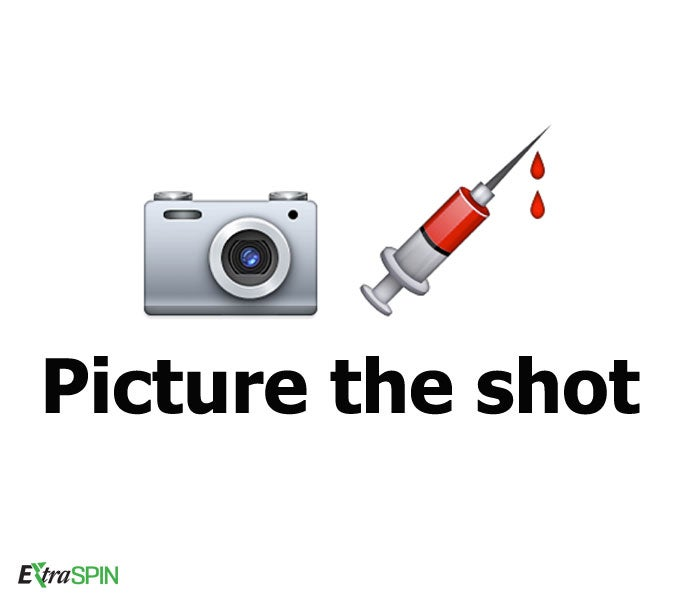 Picture the shot