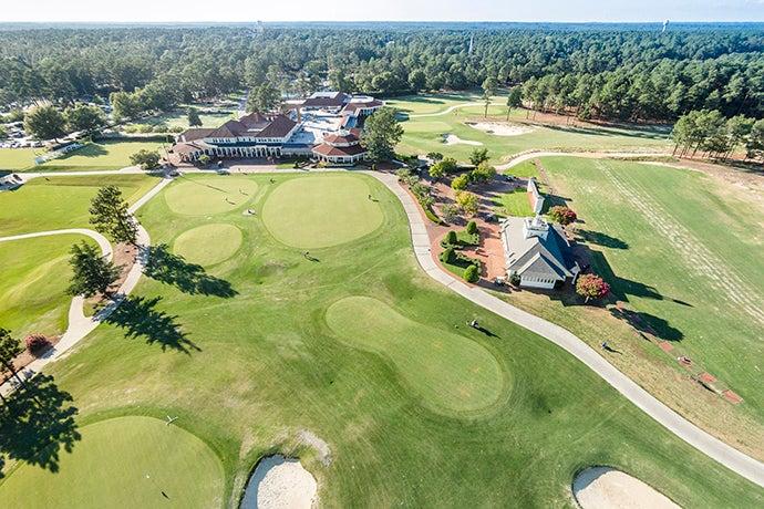 Pinehurst Resort Driving Range