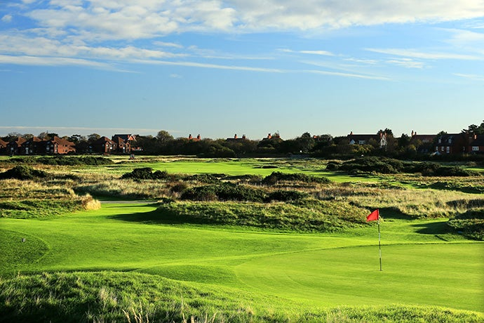 Royal Liverpool Golf Club, Hoylake, England (Ranked No. 69)