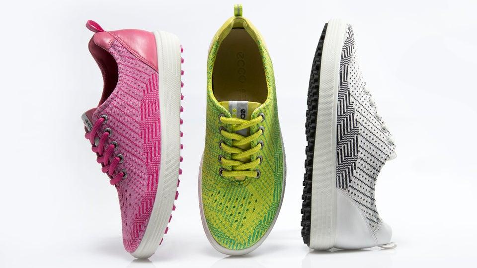 Women's Golf Shoes: Six Stylish Pairs