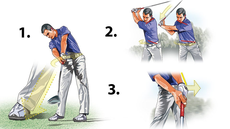 3 Moves to Add More Speed to Your Swing