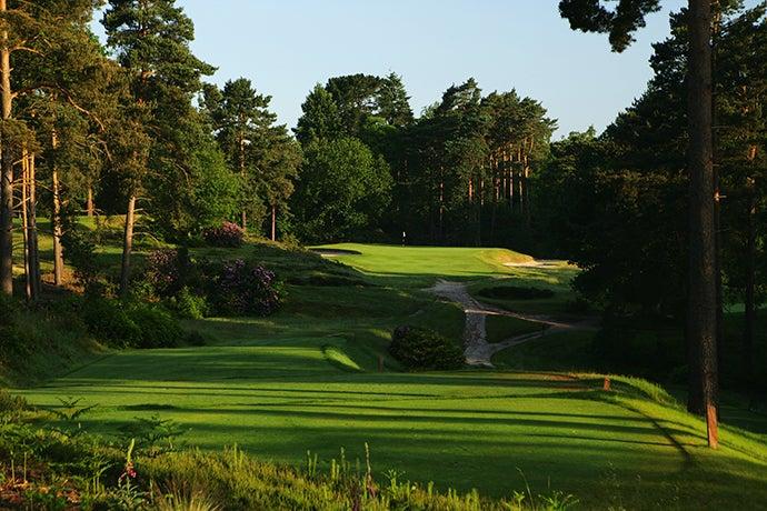 Sunningdale Golf Club (Old), Sunningdale, England (Ranked No. 39)