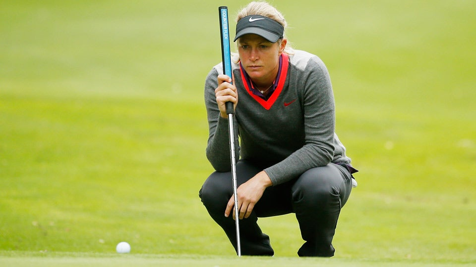 Alison Lee Suzann Pettersen Say Solheim Cup Dustup No Longer An Issue