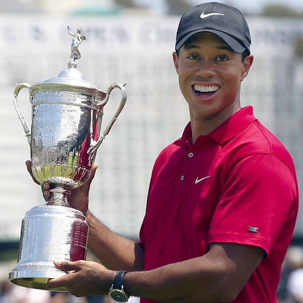 the top 10 u s  open championships