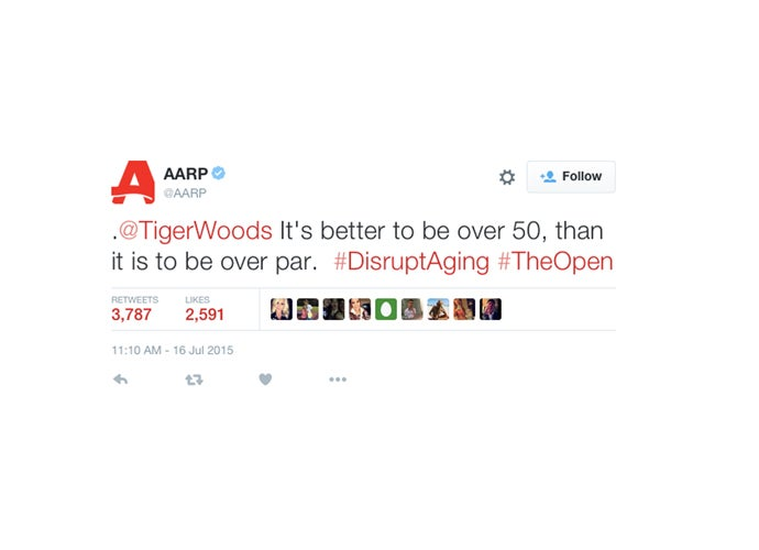 Don't Mess With the AARP