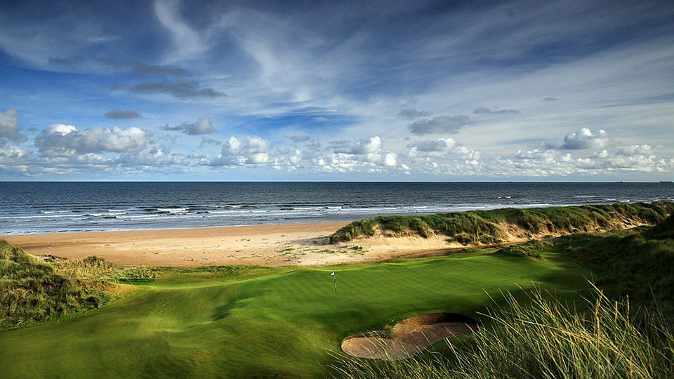 Four Must Play Modern Golf Courses In Scotland