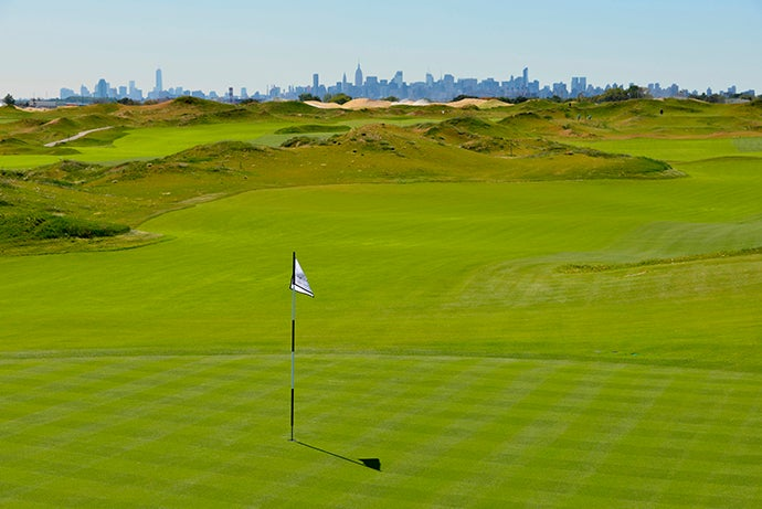 Trump Ferry Point Golf Links, Bronx, N.Y.