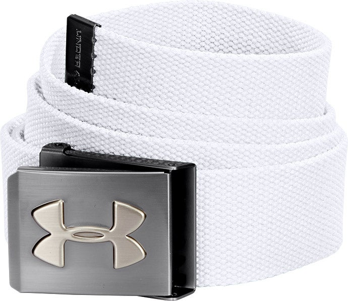 Under Armour Webbing Belts, $19.99