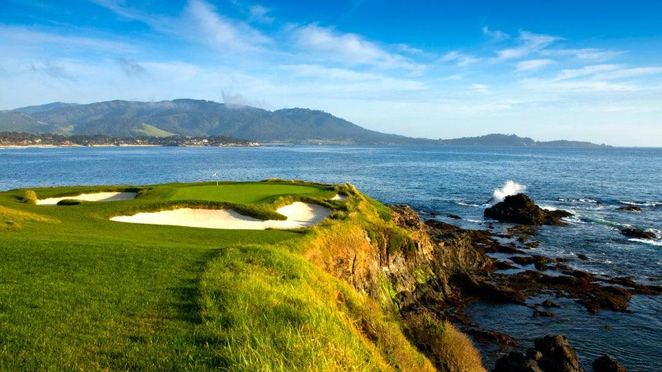 Pebble Beach Golf Courses Everything