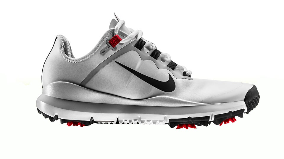 Tiger Woods' Nike Golf Shoes Through the Years