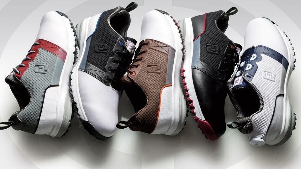 FootJoy ContourFIT Golf Shoes  First Look cf92ea479c6