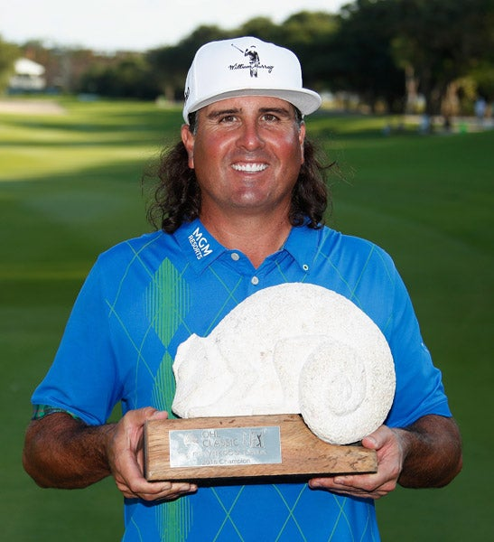 pga tour golfers with long hair