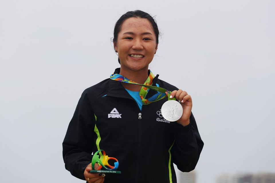 Ko captured the silver medal at the 2016 Olympics in Rio.