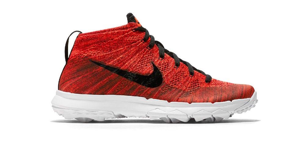 Nike Flyknit Chukka, $119
