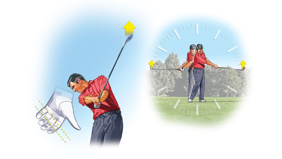 Hit Your Irons A Full Club Longer