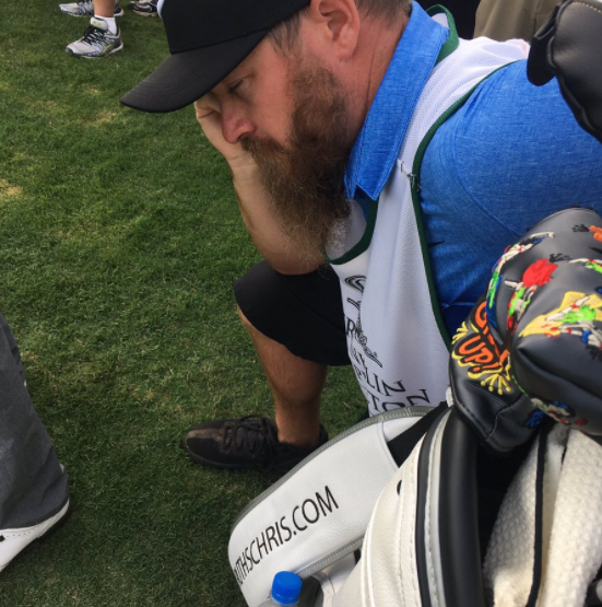 Kevin Chappell's