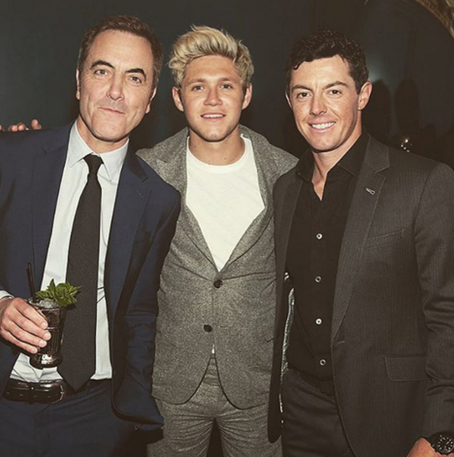 Rory McIlroy & Niall Horan