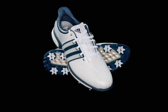 Adidas Golf Tour 360 Boost shoes, $200