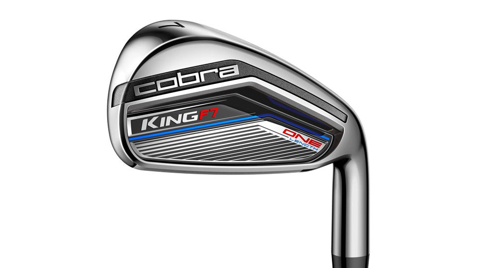 Cobra King F7 One Length Irons