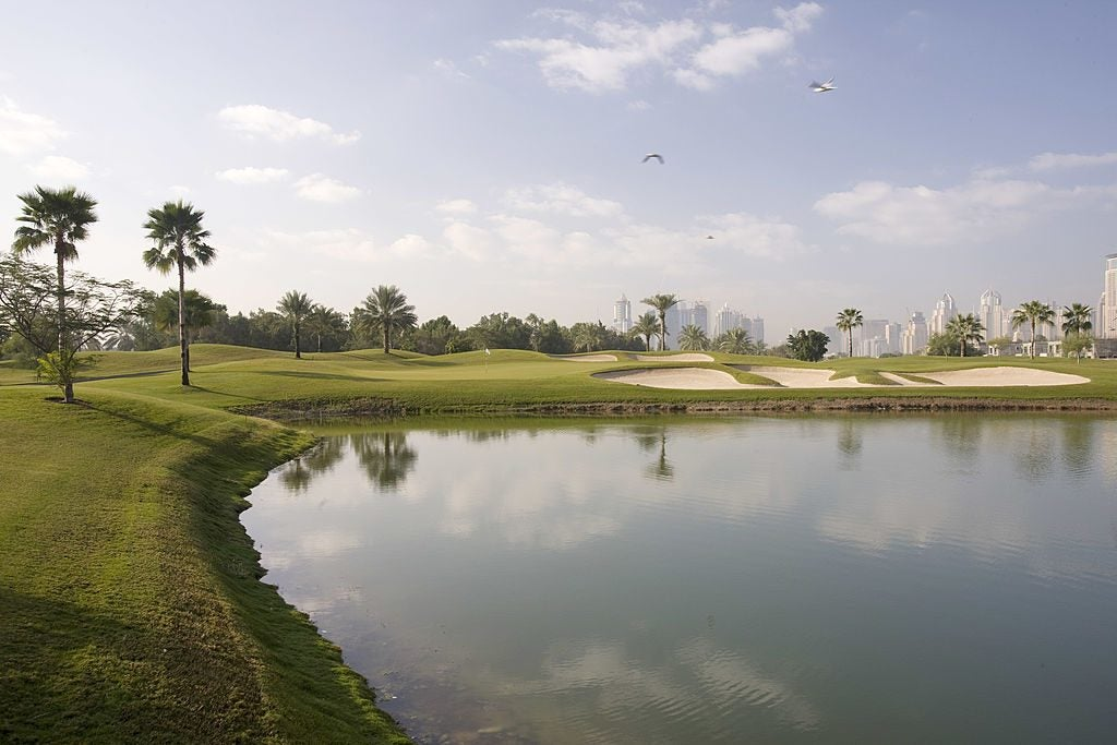Emirates Golf Club (Faldo)