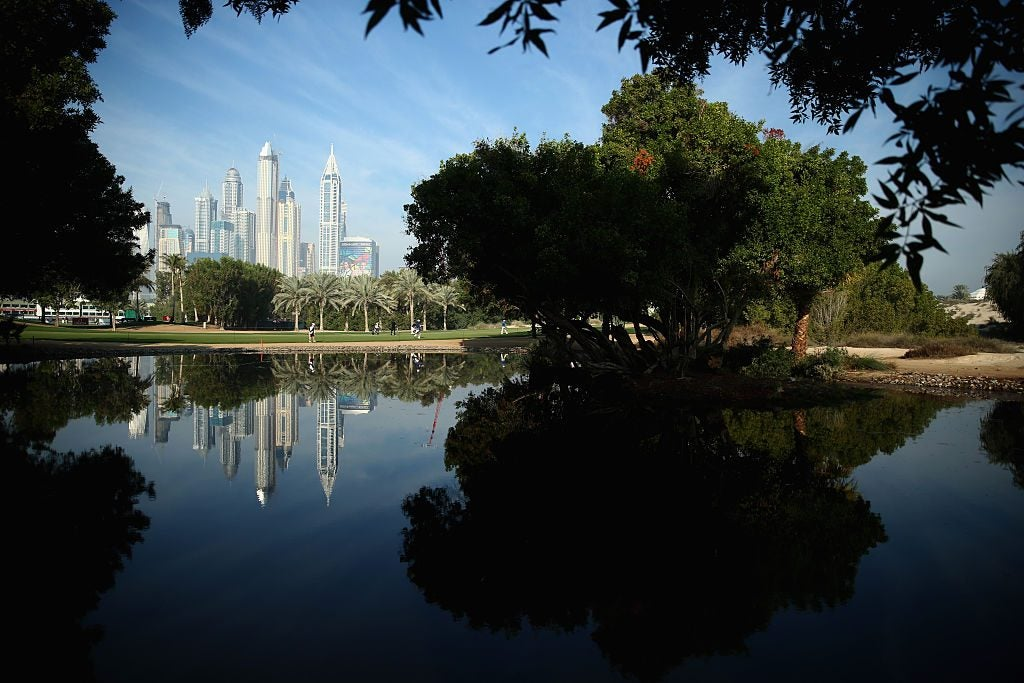 Emirates Golf Club (Majlis)