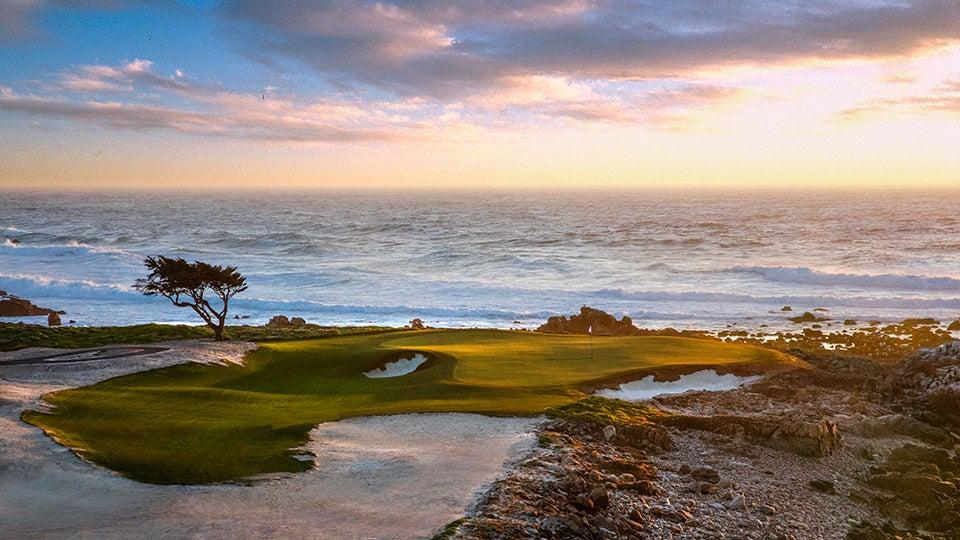 Monterey Peninsula Country Club (Dunes), Pebble Beach, CA
