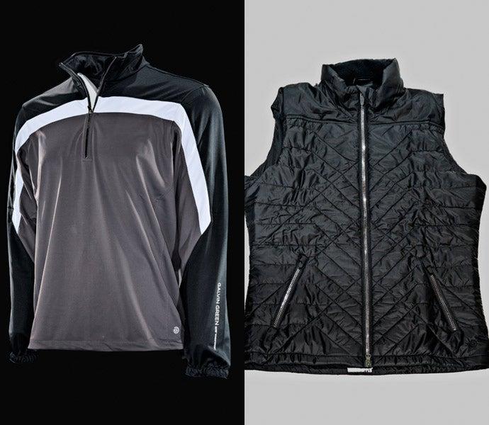 Galvin Green Bart Windstopper Jacket/Bella Vest, $275/$265