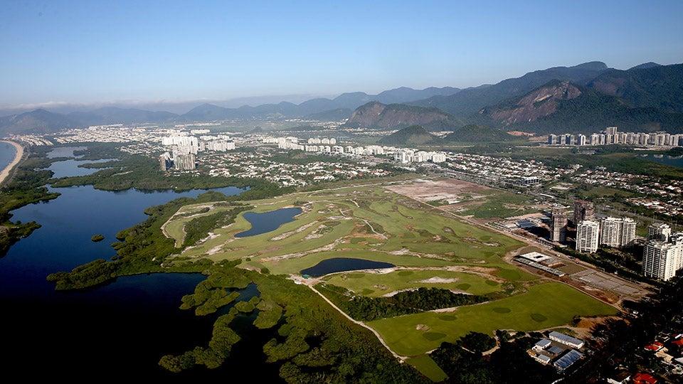 Olympic Golf Course, Rio de Janeiro, Brazil