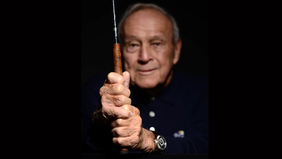 Arnold Palmer: Forever the Best Grip in the Game