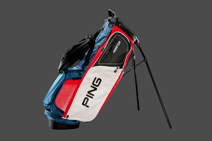 Ping Hoofer golf bag, $219.99