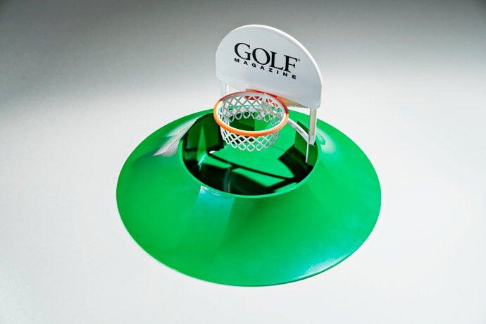 Slam Dunk Golf Hot Shot Putting Cup, $19.99