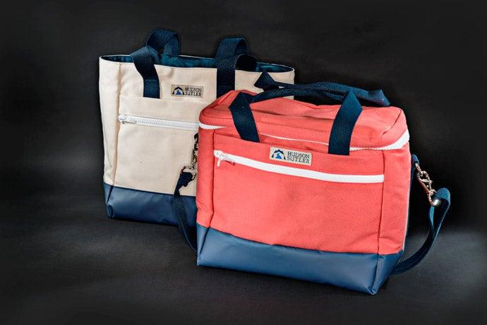 Hudson Sutler Sconset 30 Pack Cooler Bag, $130