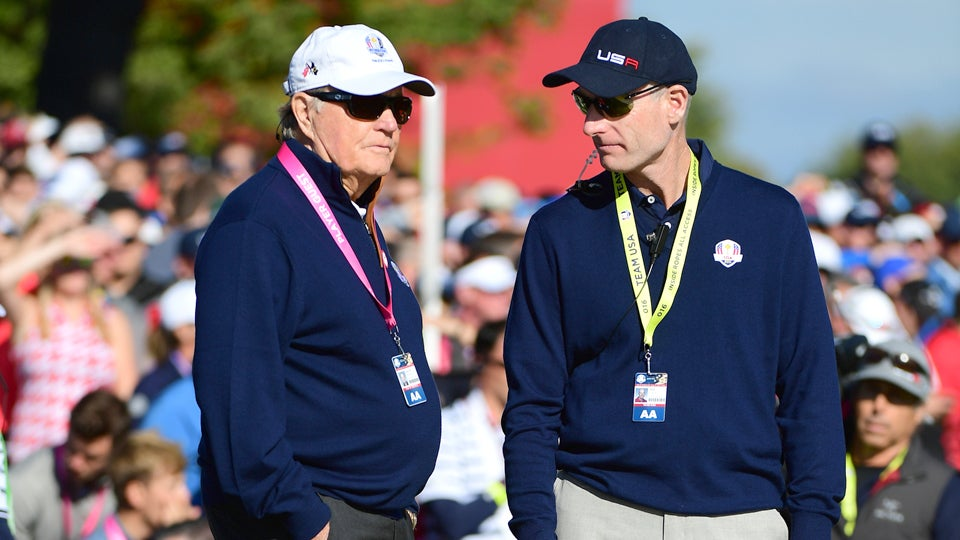 d16794efebcbe Jim Furyk Says He Would Accept Job as Ryder Cup Captain