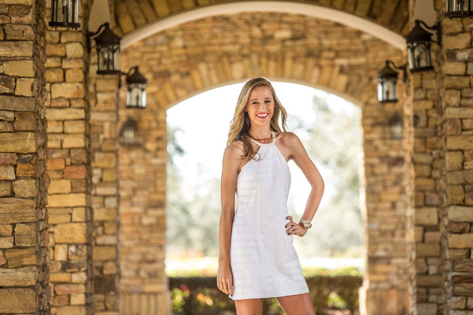 Jessica And Nelly Korda Most Beautiful Women In Golf 2017