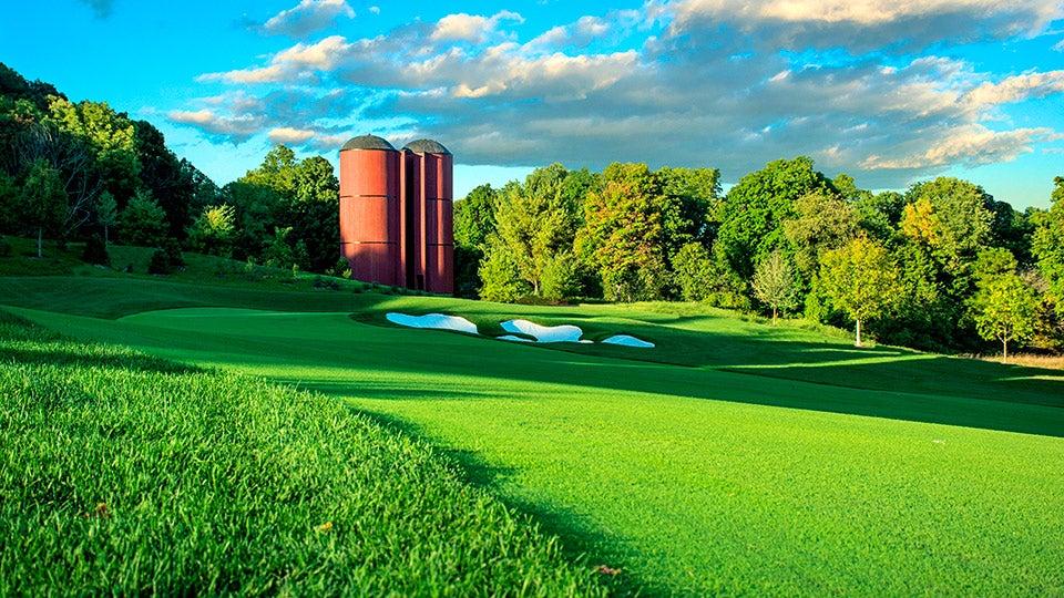 Silo Ridge Field Club, Amenia, NY
