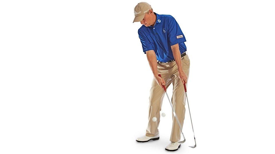 New Year, New Game: To Stop Chunking Wedges, Hit Two at Once
