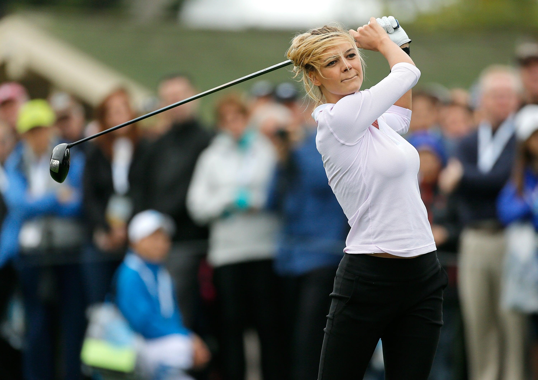 Kelly Rohrbach Golf Swing
