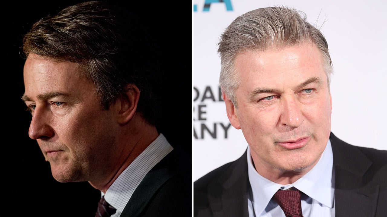 Edward Norton v. Alec Baldwin: Hollywood goes head to head ...